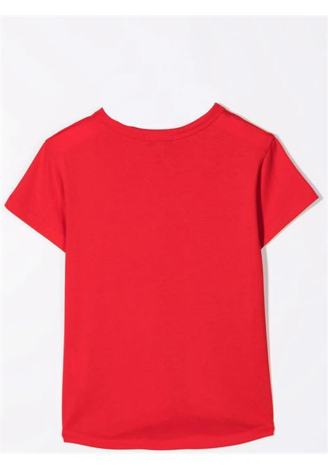 Little girl t-shirt with print GIVENCHY KIDS | H15214991