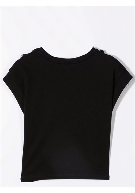 Little girl t-shirt with print GIVENCHY KIDS | H1521909B