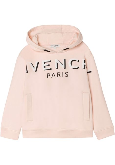 Sweatshirt with print GIVENCHY KIDS   H1522345S