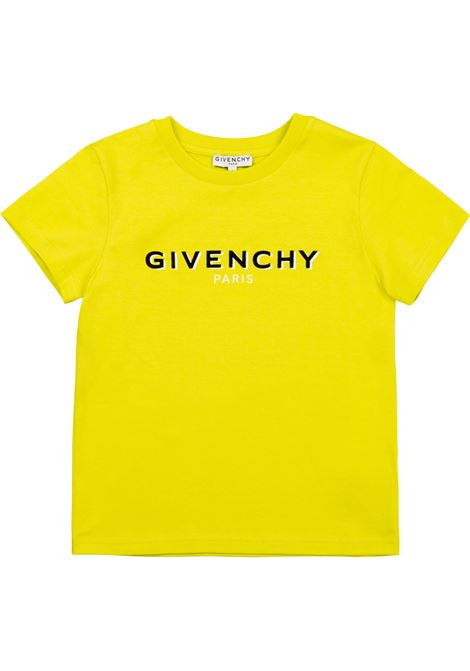 tshirt with print GIVENCHY KIDS | H25281612