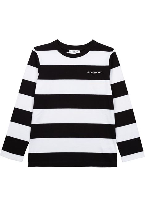 Long-sleeved T-shirt GIVENCHY KIDS | H25291M41