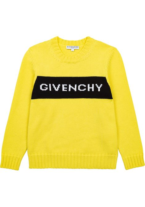 Maglione girocollo GIVENCHY KIDS | H25300508