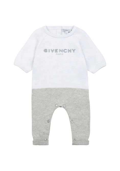 Two-tone jumpsuit GIVENCHY KIDS | H94057N00