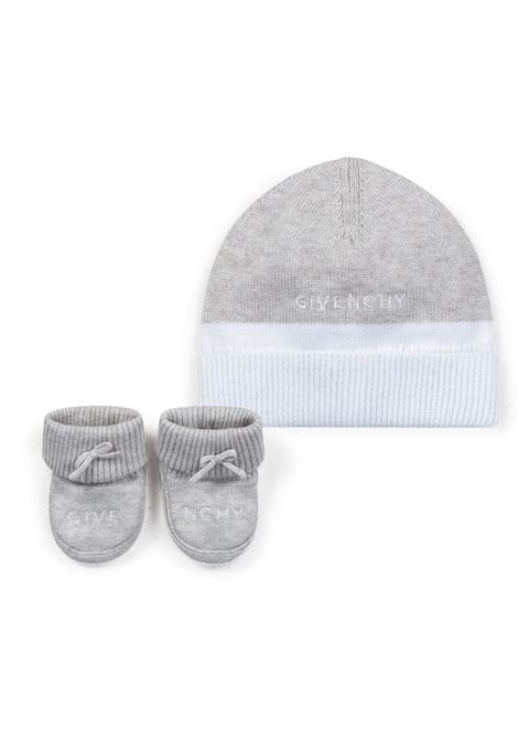 Hat and shoes set GIVENCHY KIDS | H98115N00