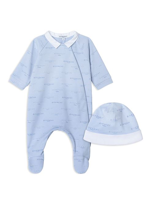 Two-piece set with print GIVENCHY KIDS | H98117771