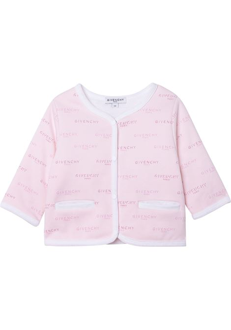 Sports suit with hood GIVENCHY KIDS | H9812045S