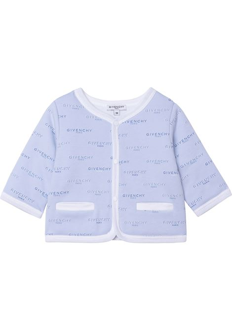Sports suit with hood GIVENCHY KIDS | H98120771