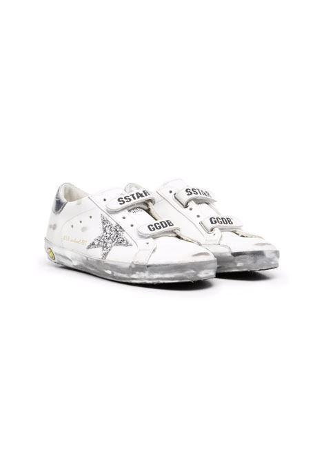 Sneakers bambina con strappo GOLDEN GOOSE KIDS | GJF00111 F00198280185