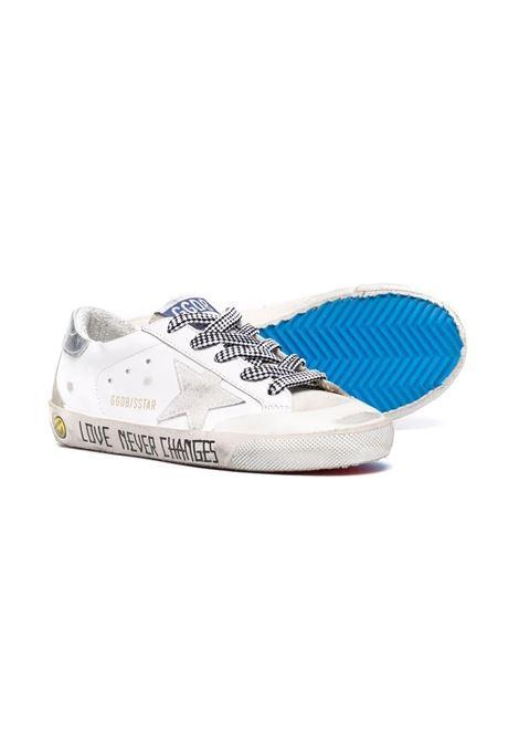 Sneakers con applicazione GOLDEN GOOSE KIDS | GJF00175 F00225010273