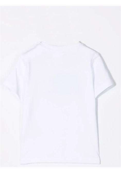 Newborn t-shirt with print HUGO BOSS KIDS | J0586910B