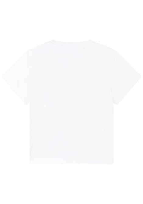 T-shirt with print HUGO BOSS KIDS | J0587010B