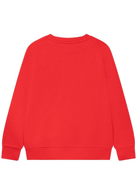 Sweatshirt with print HUGO BOSS KIDS | J25L9697E