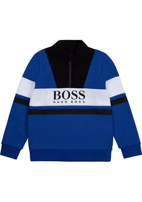 Sweater with print HUGO BOSS KIDS | J25N05829