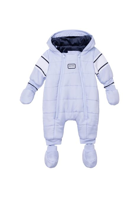 Padded snow suit HUGO BOSS KIDS | J96097771