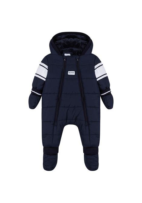 Padded snow suit HUGO BOSS KIDS | J96097849
