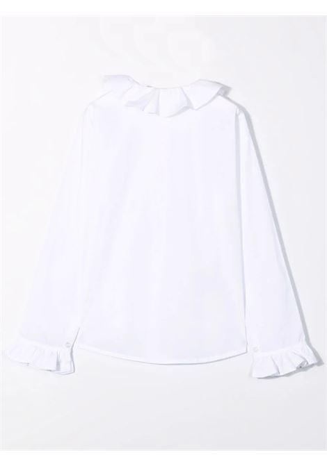 Camicia con ruches IL GUFO | A21CL169C0031010