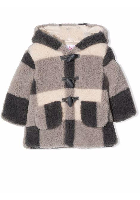 Checked duffle coat IL GUFO | A21GP287PE017087