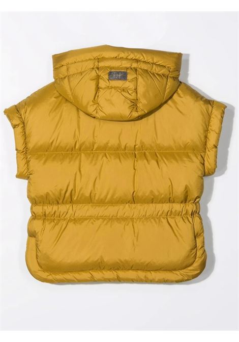 Sleeveless down jacket with hood IL GUFO | A21GT032N0068228