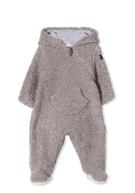 Hooded jumpsuit IL GUFO | A21NO053PE015071