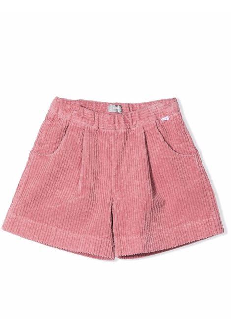 Ribbed shorts IL GUFO | A21PB151V6011680