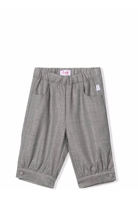 Pantaloni con vita elasticizzata IL GUFO   A21PR046N0073071