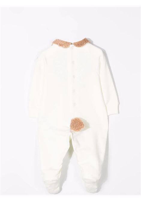 Romper with embroidery IL GUFO | A21TP316M00991014
