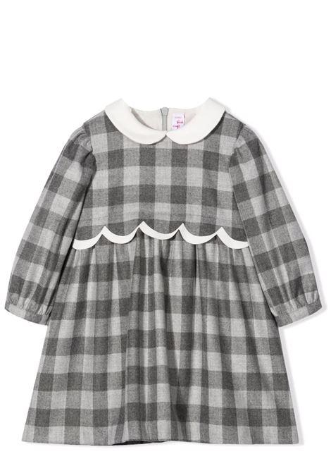 Checkered dress IL GUFO | A21VL460W3051025