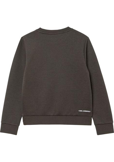 Sweatshirt with print KARL LAGERFELD KIDS | Z25321T665