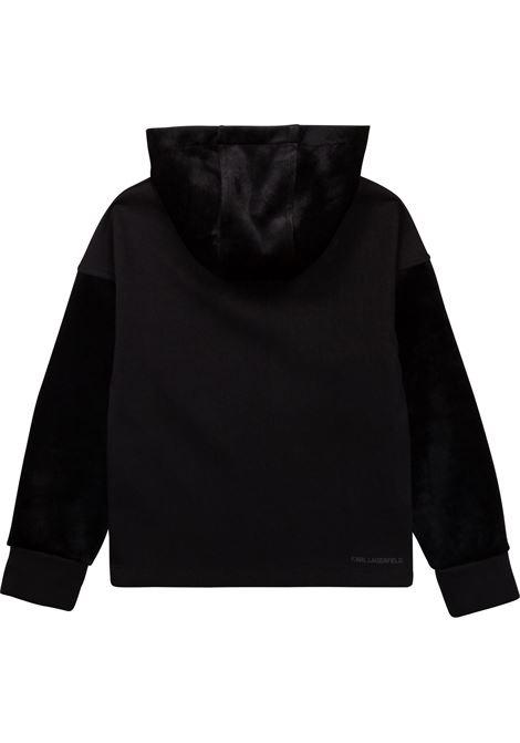Sweatshirt with print KARL LAGERFELD KIDS | Z2532209B