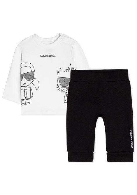 Sports suit KARL LAGERFELD KIDS | Z98092N50