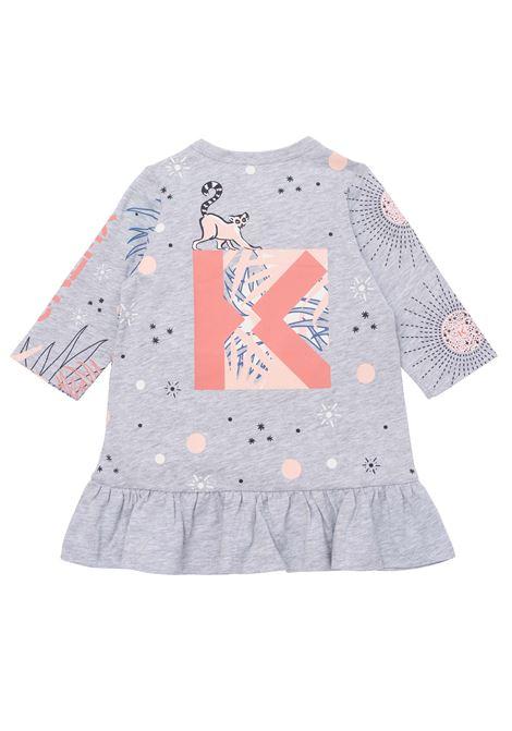 Dress with print KENZO KIDS | K02016A41