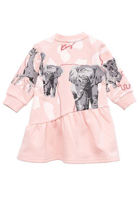 Dress with print KENZO KIDS | K02017471