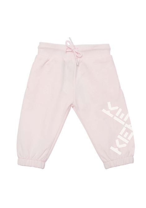 Fleece trousers KENZO KIDS | K04032454