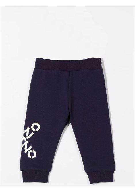 Sports trousers with print KENZO KIDS | K04038868