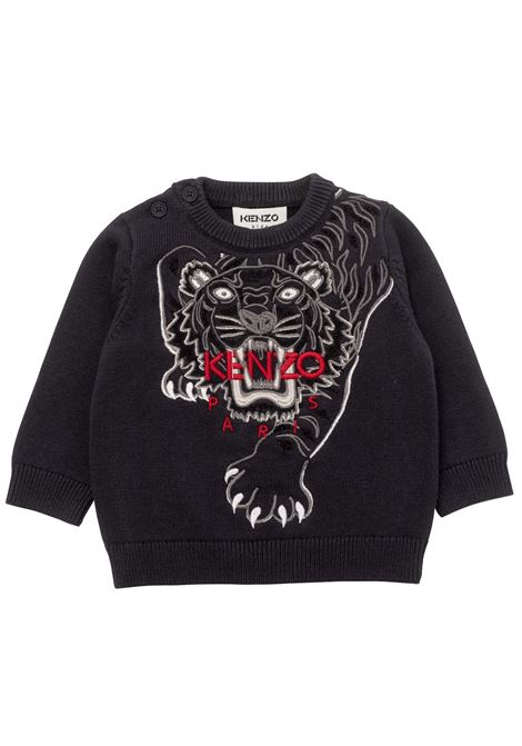 Sweater with embroidery KENZO KIDS | K05076065