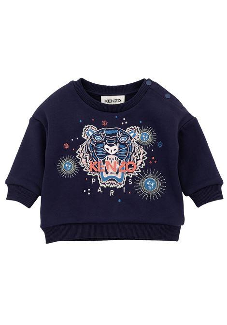 Sweatshirt with Tiger embroidery KENZO KIDS | K05079868