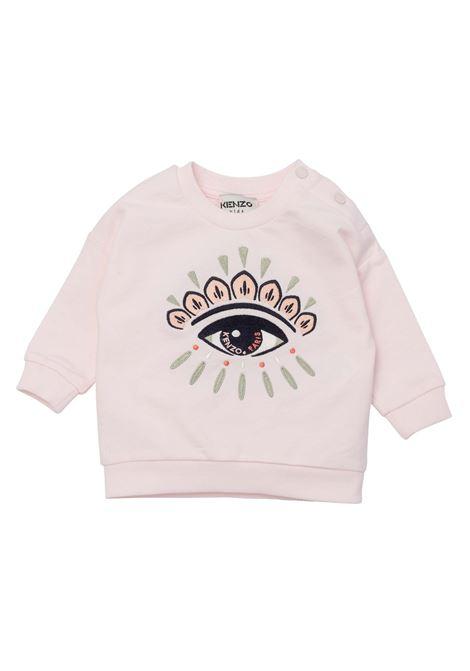Sweatshirt with embroidery  KENZO KIDS | K05081454