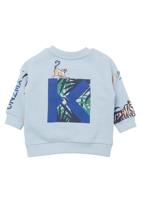 Sweatshirt with print KENZO KIDS | K0509777D