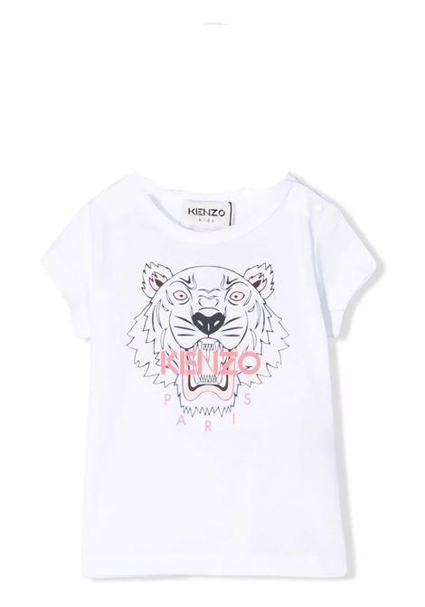 Little girl t-shirt with print KENZO KIDS | K05098103
