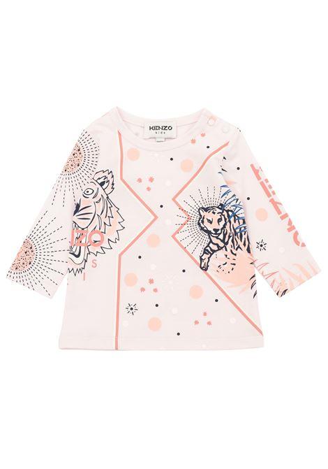 T-shirt with print KENZO KIDS | K05105454