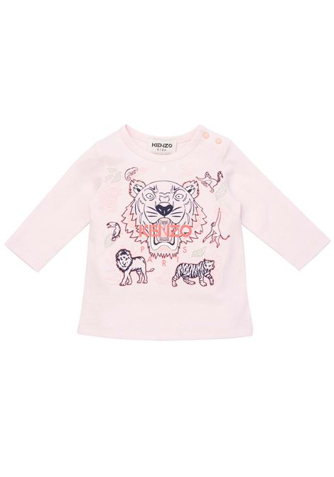 T-shirt with print KENZO KIDS | K05106454