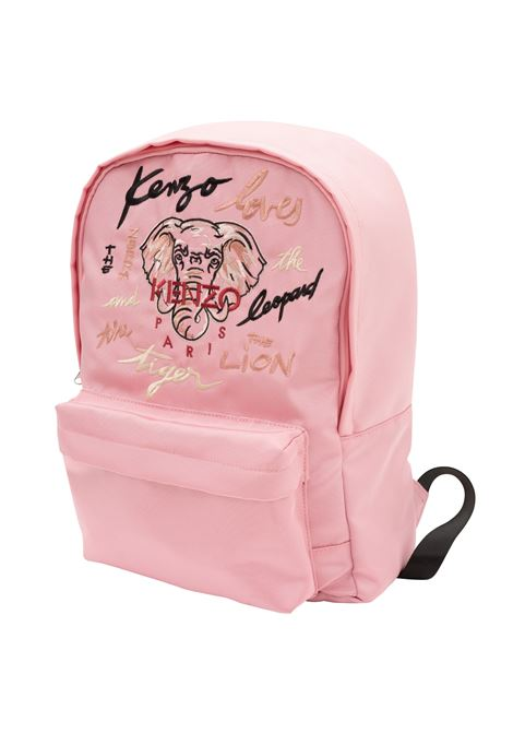 Backpack with embroidery KENZO KIDS | K10010471