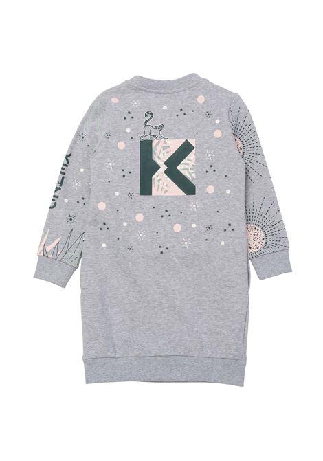 Dress with print KENZO KIDS | K12048TA41