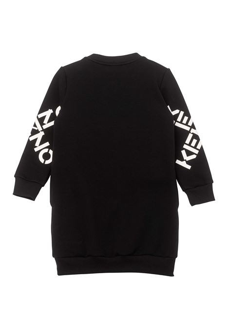 Sweatshirt dress with print KENZO KIDS | K1205509P