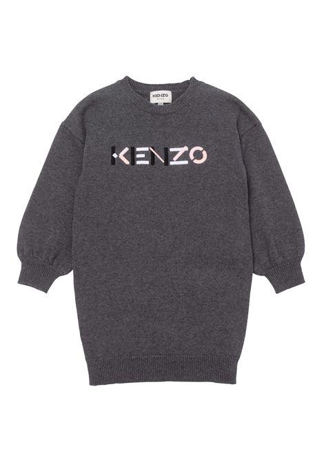 Dress with print KENZO KIDS | K12070TA61