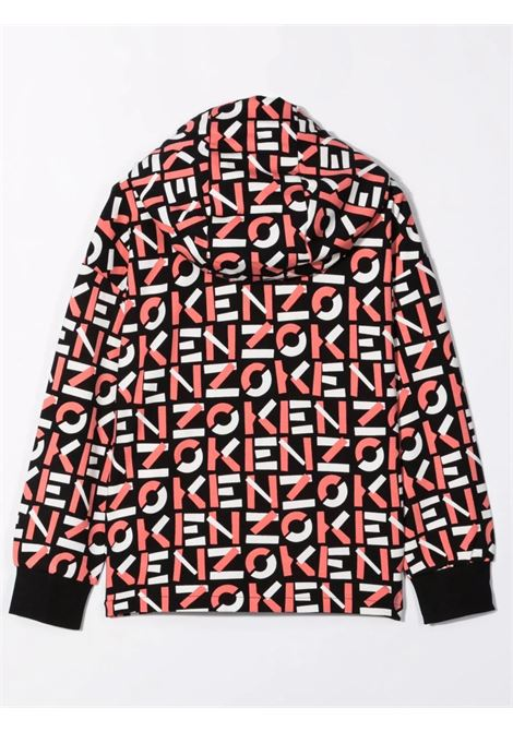 Felpa con zip KENZO KIDS | K1510609P