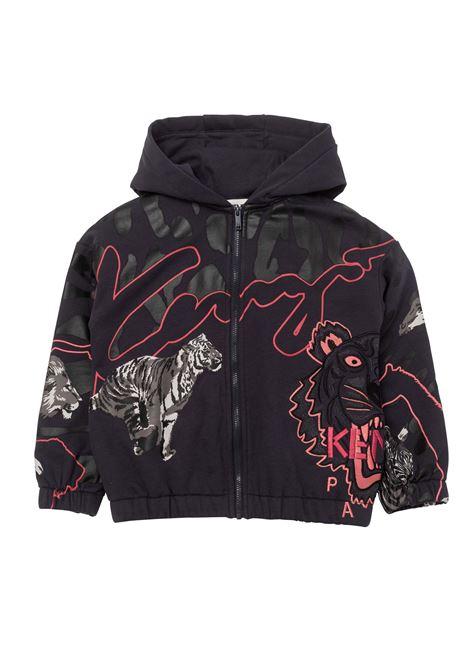 Printed jacket KENZO KIDS | K15111065