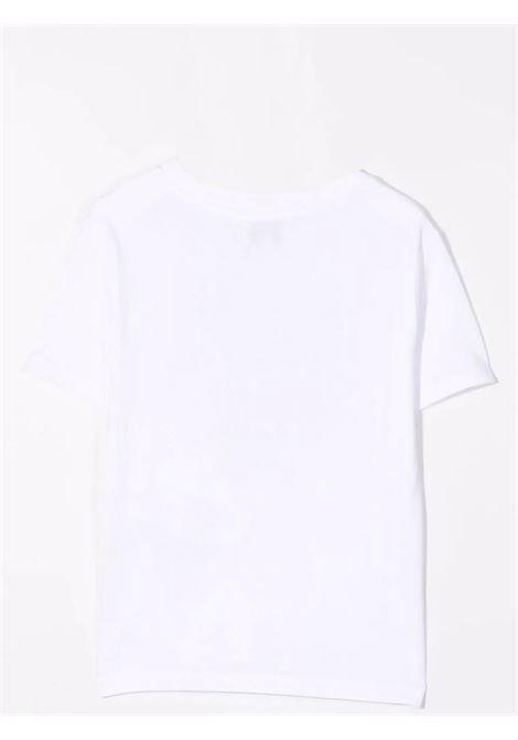 Little girl t-shirt with logo KENZO KIDS | K15158103