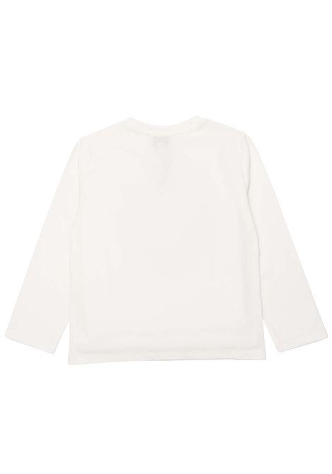 T-shirt con stampa KENZO KIDS   K15164152