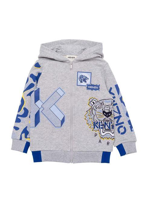 Sweatshirt with print KENZO KIDS | K25127A41